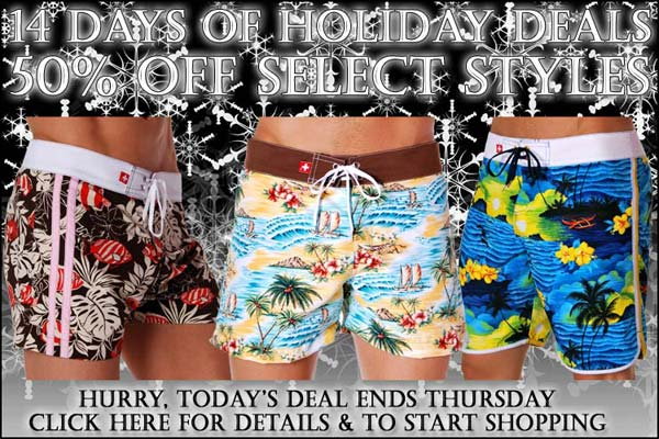 Andrew Christian Days Of Holiday Deals Starts Early!!! 50% Off Select Items