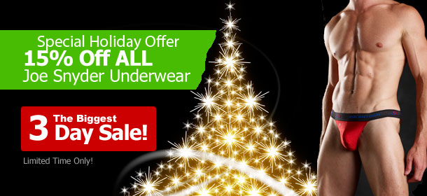 Save Big On Joe Snyder This Holiday at Nuwear.com