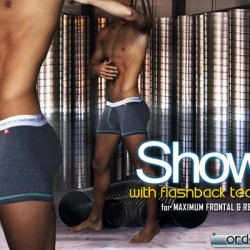 Andrew Christian Total Body Enhancement + New Swimwear at Below the Belt