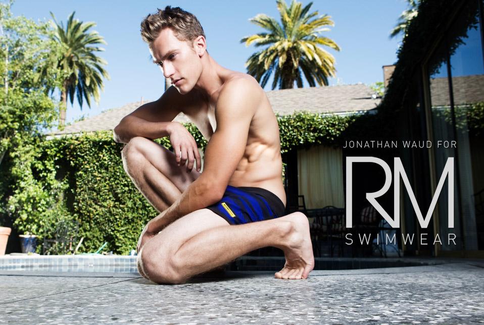 Ristefsky Macheda's New Model Jonathan Waud