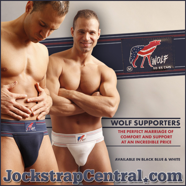 Jockstrap Central Introduces Wolf Athletic Supporters