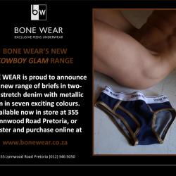 New Cowboy Glam from Bone Wear