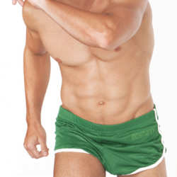 Mosmann Sport Short at His Trunks