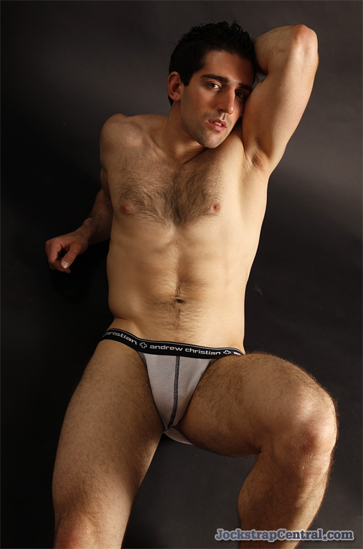 Andrew Christian Jockstraps now at Jockstrap Central