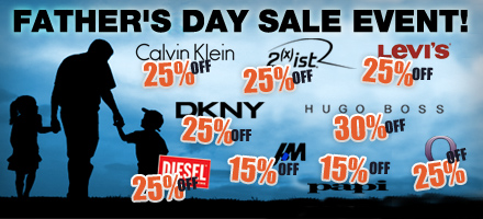 Malestrom Fathers Day Sale