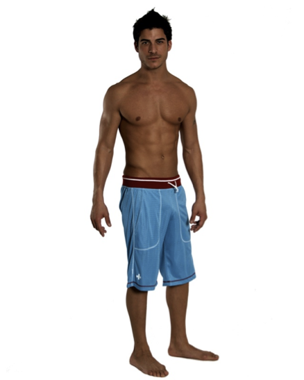 Review: Andrew Christian Mesh Training Short