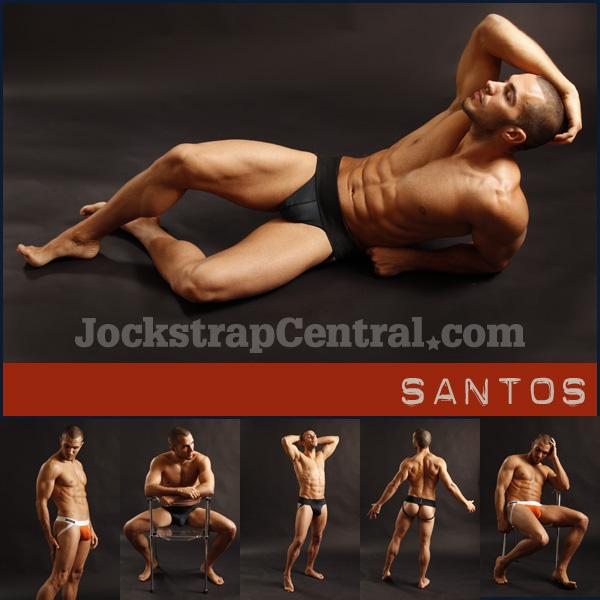 Jockstrap Central Model Santos