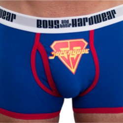 Review: Boys and their Hardwear Superdude Trunks