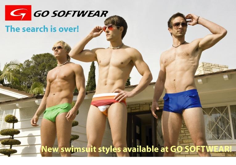 New Go Softwear Swimwear