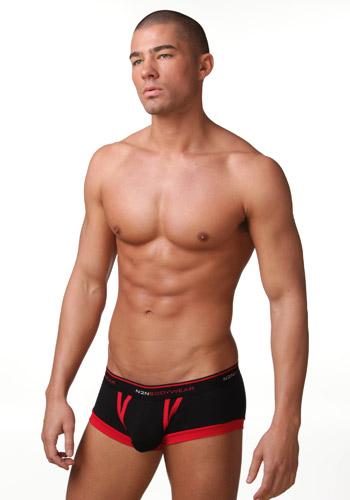 Review: N2N Black Waistband Boxer
