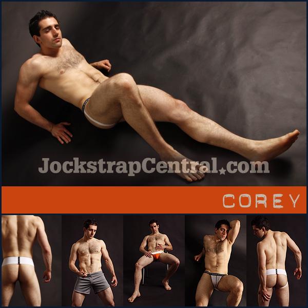 JOCKSTRAP CENTRAL MODEL COREY