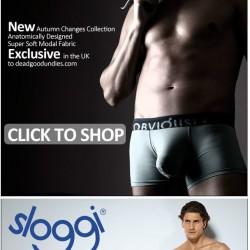 New Obviously for men Autumn Changes plus new style Sloggi