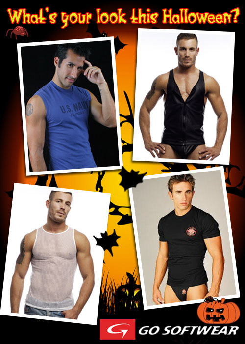 Go Softwear What's Your Look This Halloween?