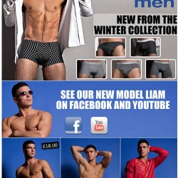 New Sloggi Winter collection plus more new L'Homme Invisible a Dead Good Undies