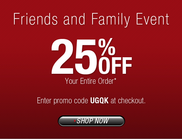 Save 25% off your order at UnderGear