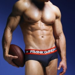 Review:  Frank Dandy Frank Brief