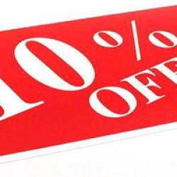 10% Off Customer Appreciation Sale at Malestrom