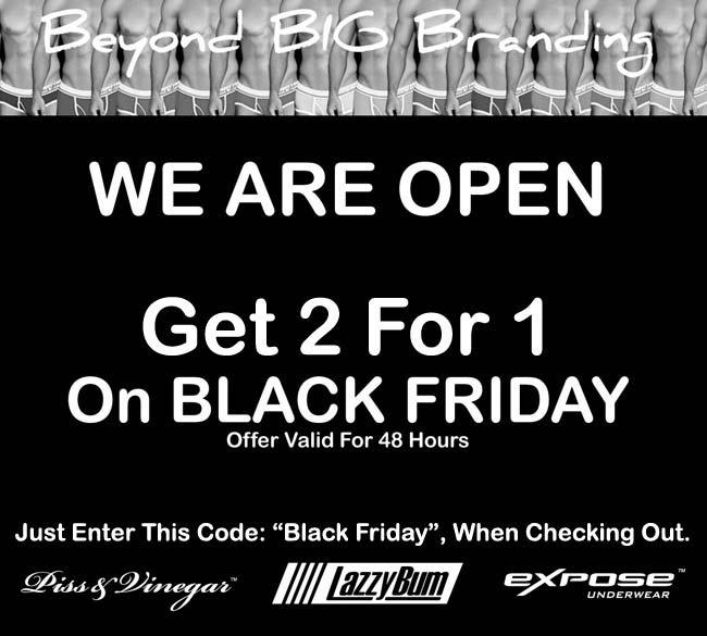 Sales Briefs - Black Friday Part 2