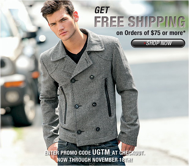 Warm-up to Free Shipping at UnderGear