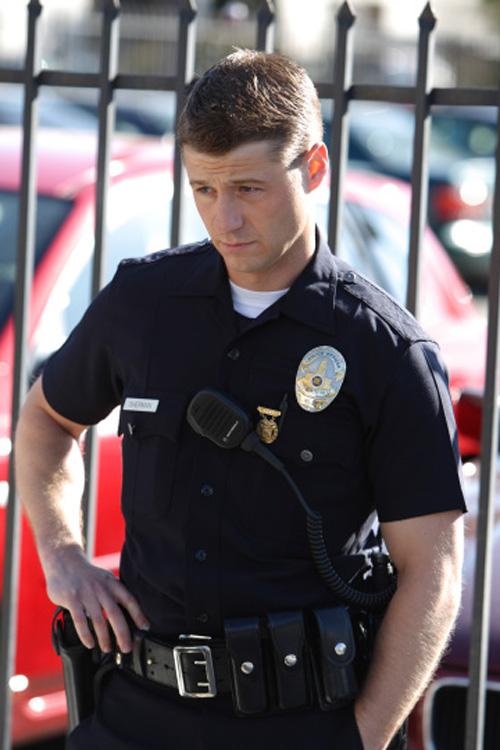 Rock Them Sexy Undies Officer!