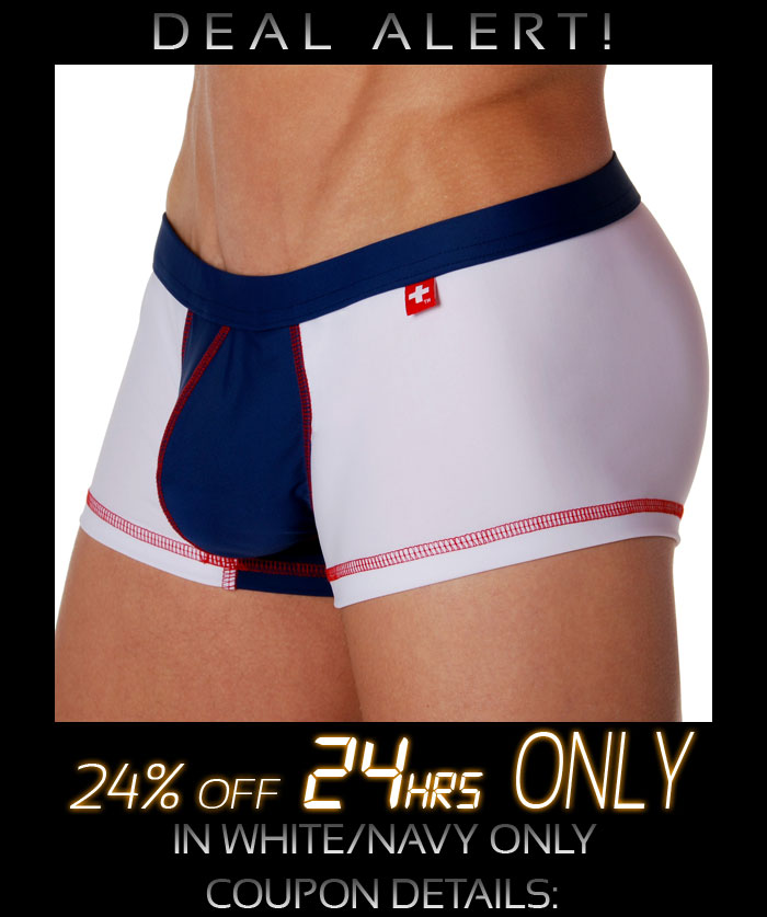 Cyber Monday Part 2 Sale @ Andrew Christian - Great Deals Up To 60% Off!