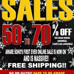 Aware SOHO's First Sale