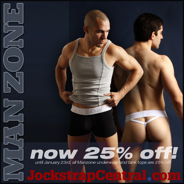 All Man Zone Gear now 25% Off