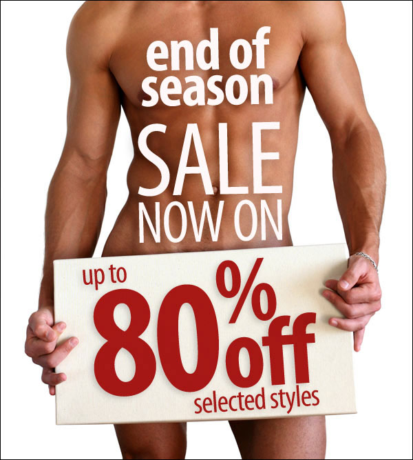 Up to 80% off in the DGU end of season SALE