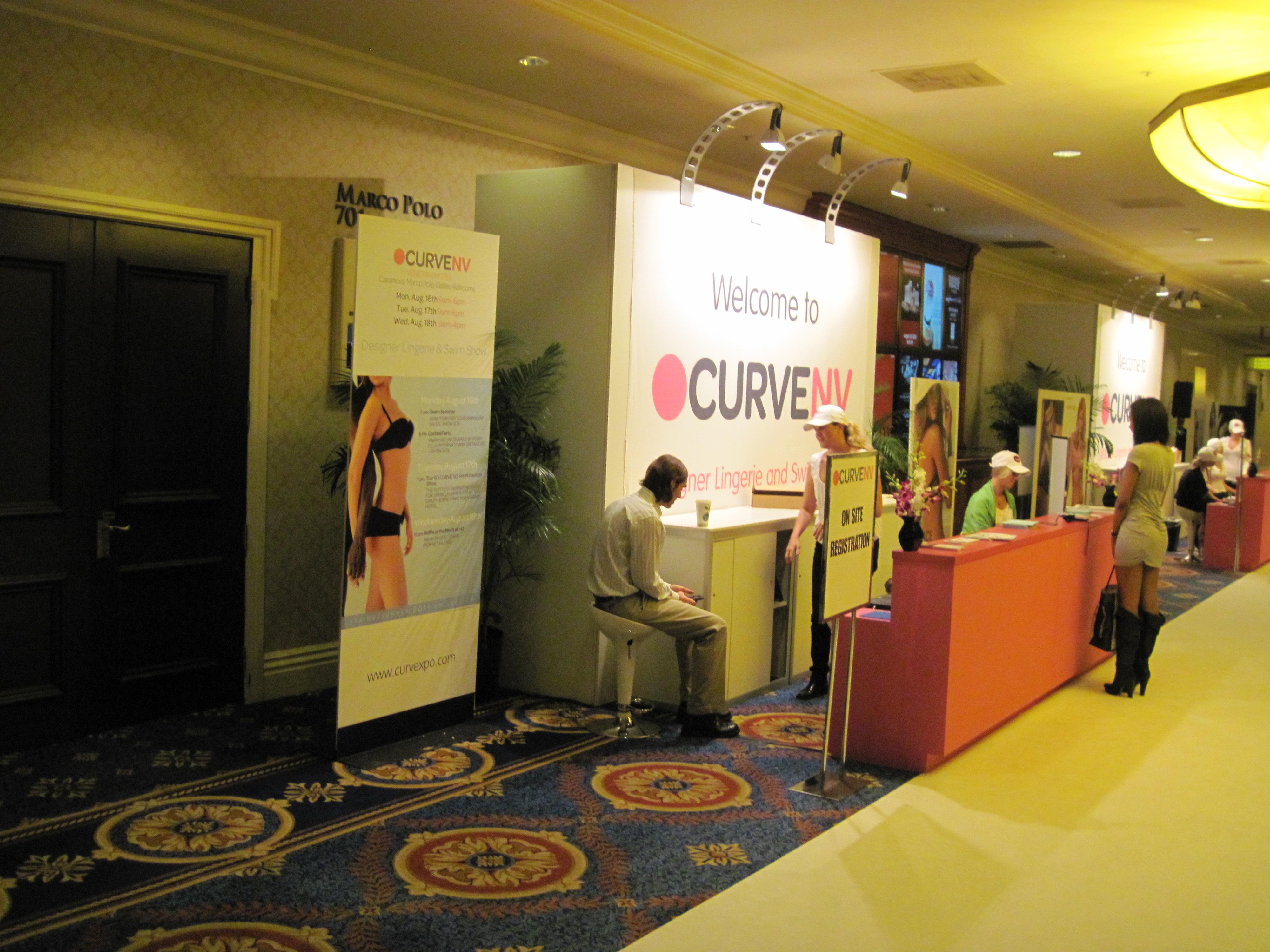 UNB at Magic and Curve, Las Vegas 2011