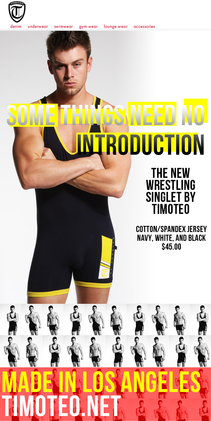 New Timoteo Singlet