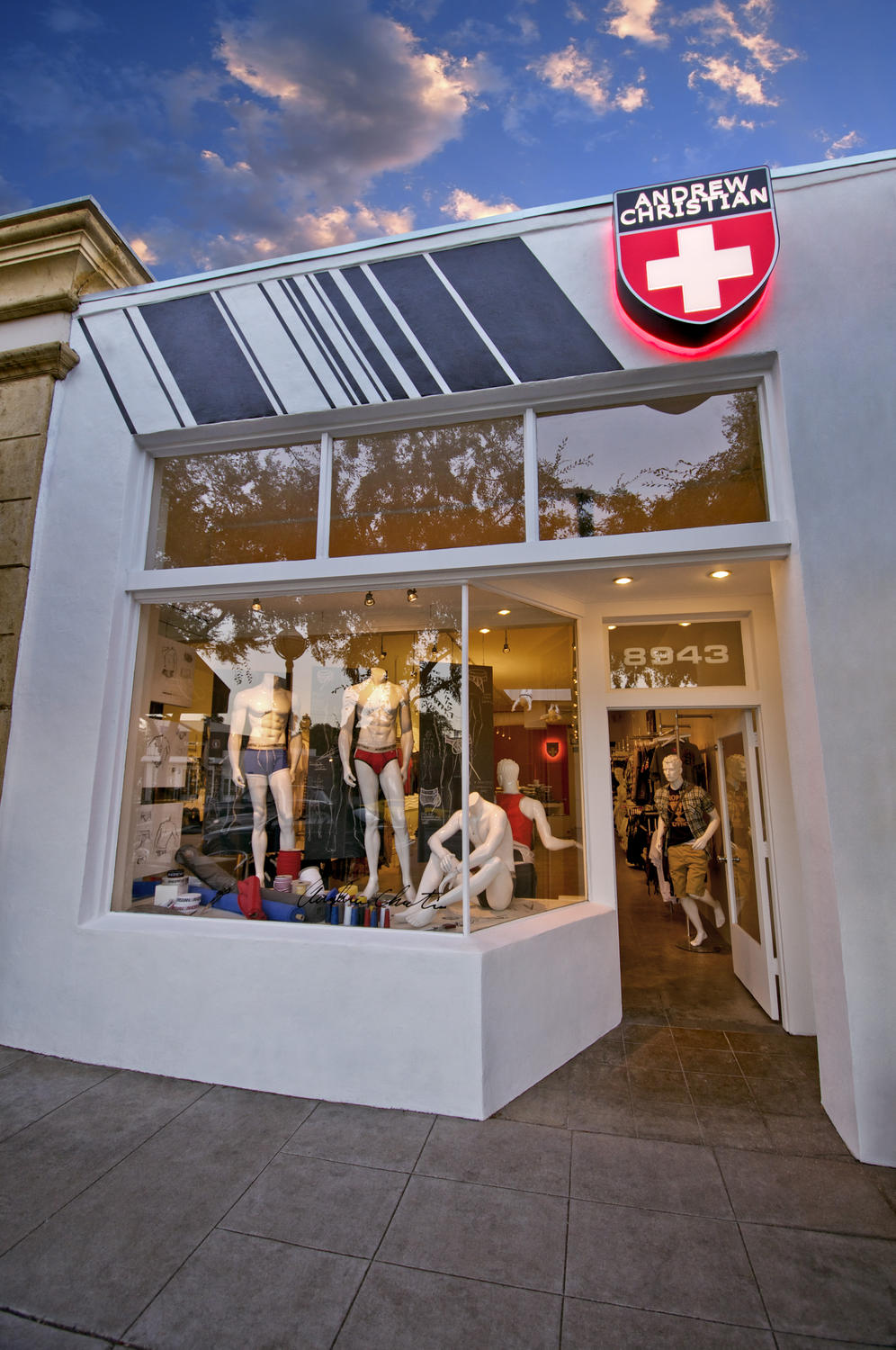 Andrew Christian's Flagship Boutique Marks Record Growth in Business and Design