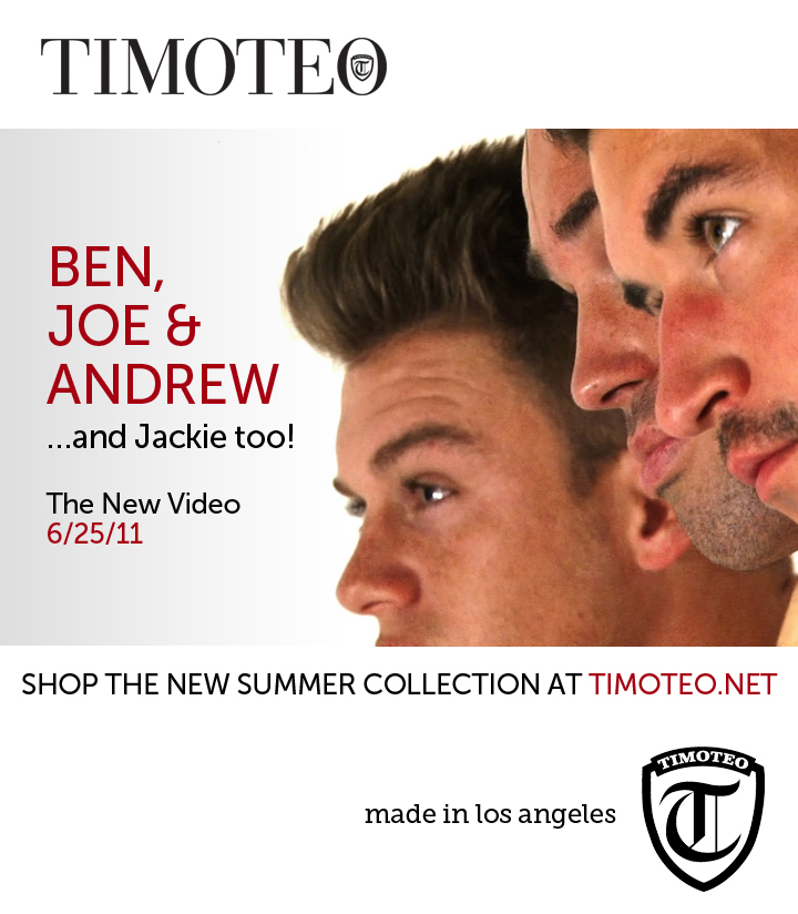 Good things come in 3 at Timoteo