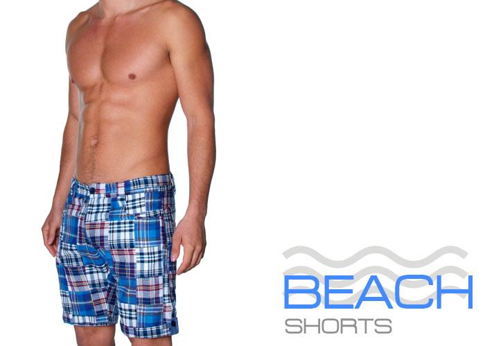 Andrew Christian's New Beach Shorts