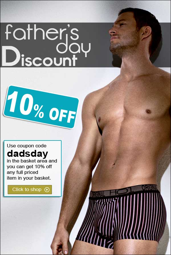 Get a great deal for Fathers Day at Dead Good Undies