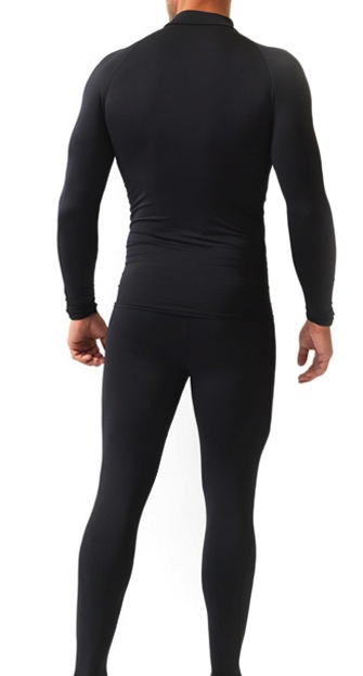 Review – New Balance Thermal Compression Mock Neck