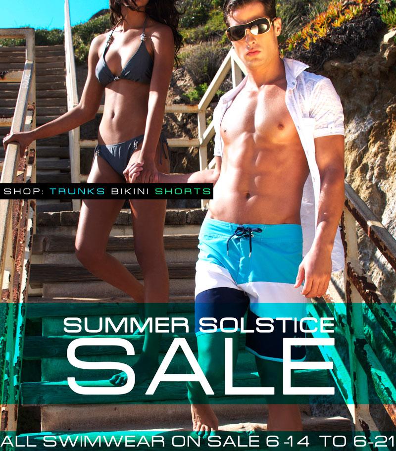 Andrew Christian Swim Sale, All Swimwear On Sale Thru 6-21