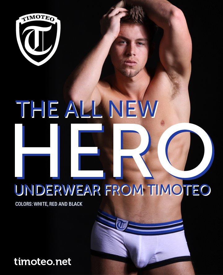 New Timoteo Hero Line