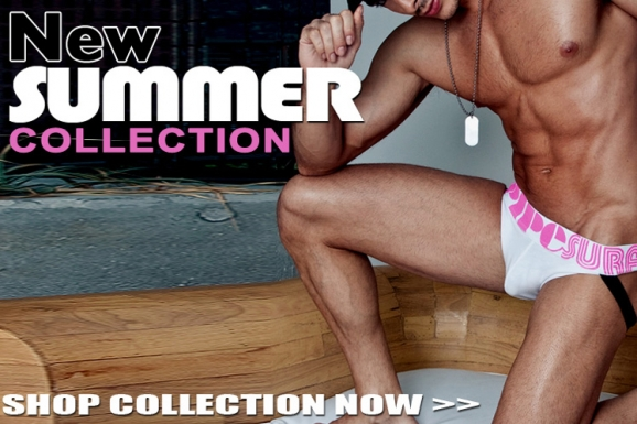 New Pipe Summer Collection at His Trunks