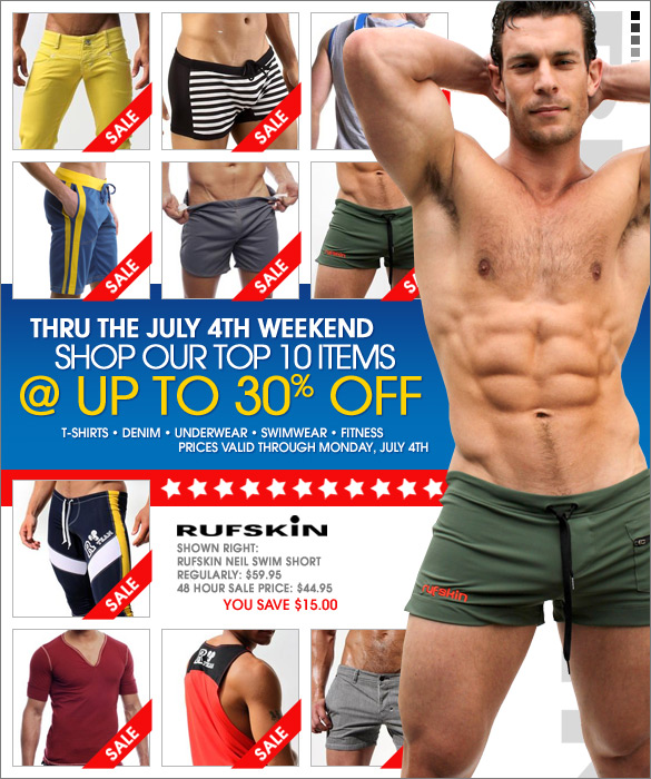 Special July 4th Weekend Deals: Up To 30% Off  Our 10 Best Sellers