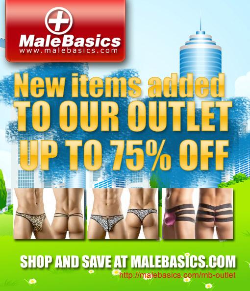 Male Basics Clearance Sale