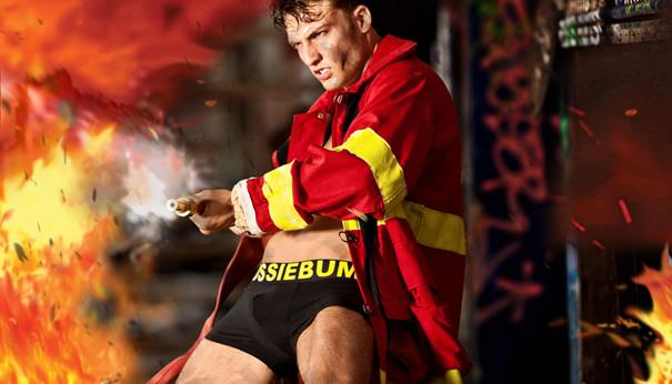 Review: AussieBum Flame Trunk