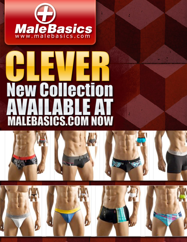Clever and Free Shipping at Male Basics