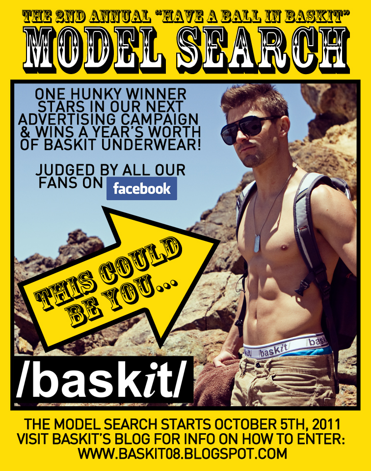 Baskit launches the Have a Ball in Baskit Model Search and Contest
