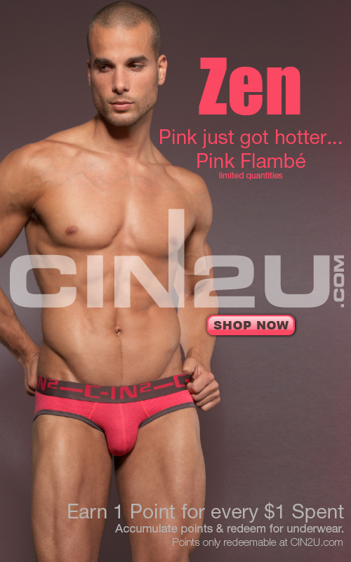 Pink Just got Hotter at C-IN2