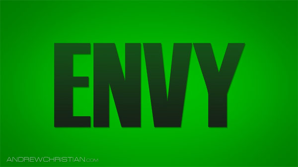 Andrew Christian Presents The 7 Deadly Sins Halloween Series: #7: Envy