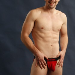 INTYMEN BULGE ENHANCING FILL-IT JOCKSTRAPS IN NEW COLORS