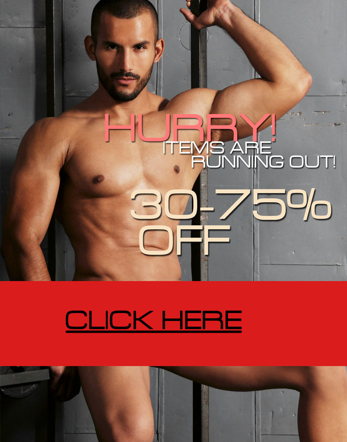 Andrew Christian Get Naked Sale