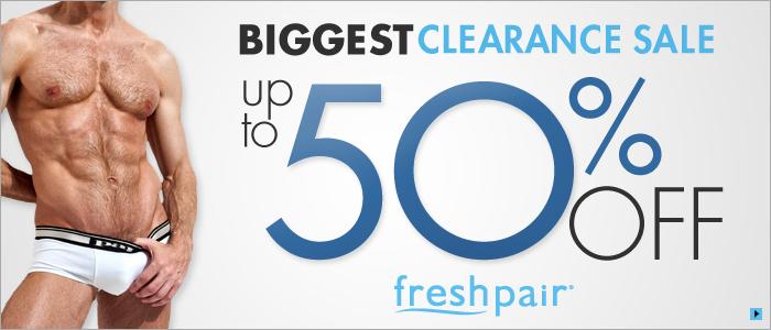 FreshPair.com's HUGE Clearance Sale!