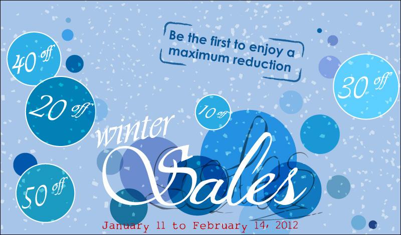Winter Sale at Planet Undies
