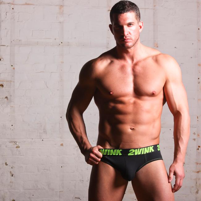 2wink Australia Launches 'HUNG DOWNUNDER' Range of Underwear
